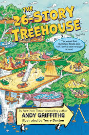 The 26Storey Treehouse The Treehouse Books  English WooksThe 26 Storey Treehouse