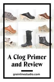 A Clog Primer Review Grainline Studio