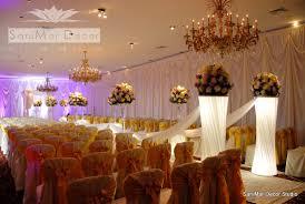 Decorated Reception Halls Wedding Venues