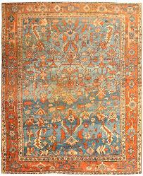 blue turkish rug w persian influence in design blue persian rug nz fresh oriental rugs uk