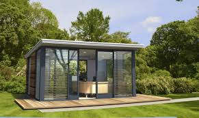 Small Picture Appealing Prefab Office Shed 25 Prefabricated Office Modern Shed