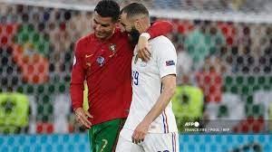 Portugal dan prancis akan saling bertarung sengit demi memperebutkan tiga poin. D45a9kv0qhjx M