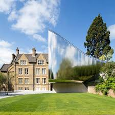 Beautiful Modern Architecture Oxford Zaha Hadid University Of Throughout Design Inspiration
