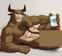 Wolfy – Drink Bull Milk, it's good for you and full of… | Facebook