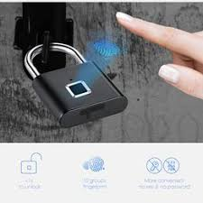 Golden Security Keyless USB Rechargeable Door Lock ... - Vova