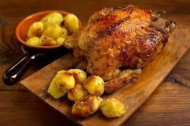 Фаршированный цыплёнок в виноградном соусе рецепт с фотографиями  Фаршированный цыплёнок в виноградном соусе