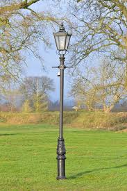 garden lamp posts with pir sensors
