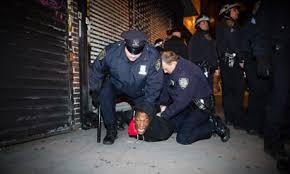 Image result for / اینجا پلیس، اقلیتها را میکشد