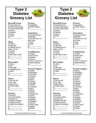 Great For People With Type 2 Diabetes This Printable