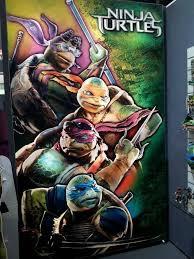 ninja turtles 2014 poster.  Turtles Inside Ninja Turtles 2014 Poster T