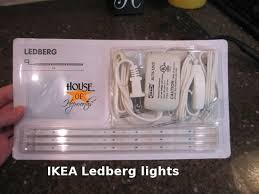 Image Install Led Light Strip From Ikea Staycool Lights For Under Cabinet Or Cove Lighting Pinterest The Finale To The Undercabinet Lighting Debacle Ikea Ikea Hacks