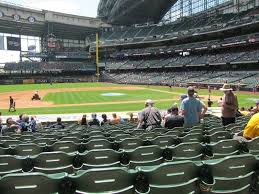 Milwaukee Brewers Miller Park Seating Chart Interactive