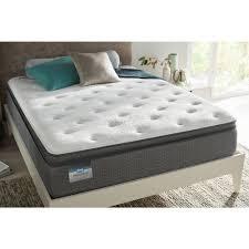 king pillow top mattress. Simmons BeautySleep Pacific Mariners Cal King Plush Pillow Top Mattress Set