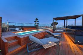 Spectacular Penthouse With Sea View In Tel Aviv