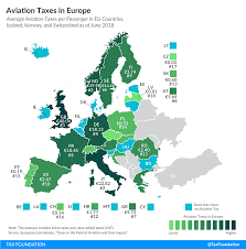 Aviation Taxes In Europe Taxing Flights In Europe Tax