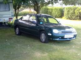 CHRYSLER NEON - Review and photos