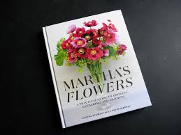 the hardcover book co autd by martha stewart and kevin sharkey gives us an intimate account of martha s favorite flowers as they bloom throughout the