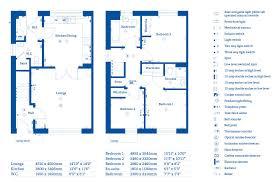 the oak 3 bedroom semi detached floorplan