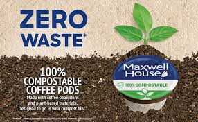 99 ($0.69/count) $23.74 with subscribe & save discount. Maxwell House Launches A 100 Compostable Coffee Pods