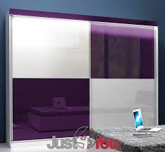 Led Bedroom Furniture Bedroom Furniture Panama Led With Fronts In High Gloss Furniture