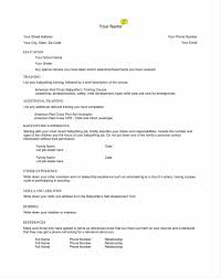 Useful Nanny Position Resume Sample In Nanny Resume Example