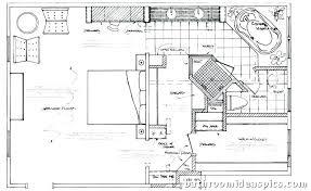 bathroom floor plans walk in shower. Walk In Shower Plans Bathroom Floor Luxury Master S
