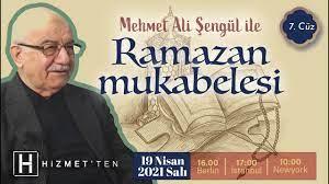 Ramazan Mukabelesi 7.Cüz |