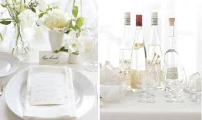 white table settings. White On Table Linens And Accessories Settings T