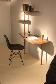 office wall desk. Wall Desk With Tall Shelves Office