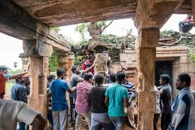 Discovery Of Thousandyear Old Śiva Temple Pudukkottai Bharatkalyan40 Extraordinary Mami La Slave Fea 3m