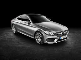 new car launches europe 20152017 MercedesBenz CClass Coupe Launches In Europe With Six Engines