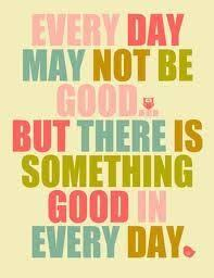 look on the bright side day. With Look On The Bright Side Day
