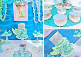 party ideas disney princess ariel ocean