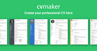 Create Professional Cv Create A Professional Cv Quick Easy With Our Cv Builder
