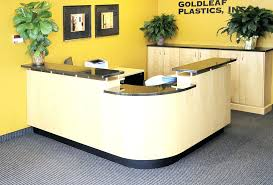 office furniture reception desk counter. Office Furniture Reception Desk Counter Plastics Interiors Direct New Rochelle Ny Russthompson.me