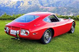 FAB WHEELS DIGEST (F.W.D.): Toyota 2000GT (1967-1970)
