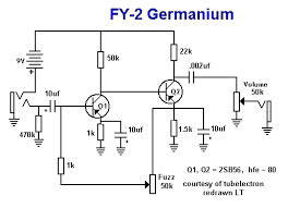 stompboxes org • view topic germanium transistors the whole idea of the fuzz face w fy 2 mod was to keep as many original values of the ff but give it the topology of the ge fy 2 which sounds nothing