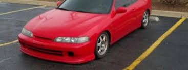 acura rsx jdm red. 1994 acura integra jdm front gsr swap ac p rsx jdm red