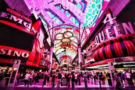 Las Vegas Light Show 2018 Viva Vision Light Show Fremont Street Experience