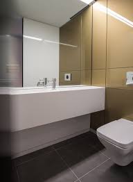 Office washroom design Simple Selfcontained Superloo Washroom Design Trends New Superloos For Prestigious Midtown London Office London Uk