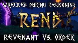 Rough Reckoning Order Base Destruction Damn Revenant Goons Rend Crafting Survival Pc Gameplay