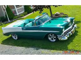 1956 Chevrolet Bel Air for Sale | ClassicCars.com | CC-989514