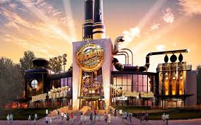 universal building real life willy wonka s chocolate factory the toothsome chocolate factory