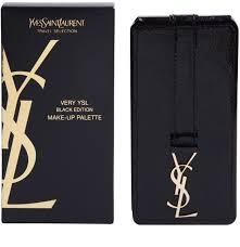 yves saint lau very ysl black edition makeup palette 3