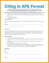 018 Asa Format Template Essay Thatsnotus