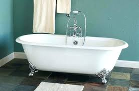 acrylic versus cast iron tubs acrylic vs cast iron bathtub bathtubs refinishing in tub remodel 5 acrylic or cast iron freestanding tub difference between