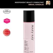 mary kay makeup remover gently removes eye makeup including waterproof mascara without tugging or pulling the delicate skin in the eye area