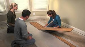 How To Install Pergo Flooring: Chapter 5   Installing Pergo Click Joint    YouTube