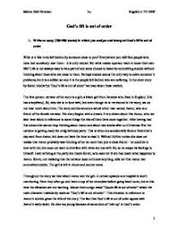 write an essay words in which you analyse and interpret  page 1 zoom in