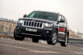 Надежнее ли Jeep Grand Cherokee серии WK2 своего дальнего ...